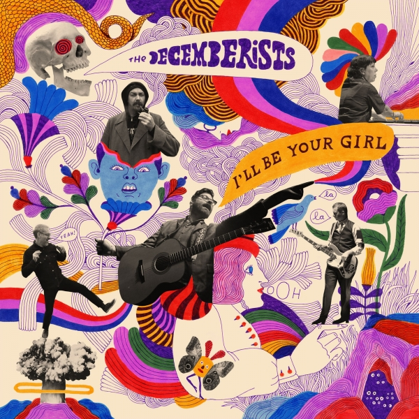 The Decemberists Once in My Life Cover Art