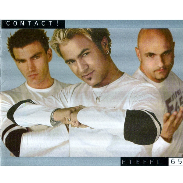 Eiffel 65 Contact! cover art