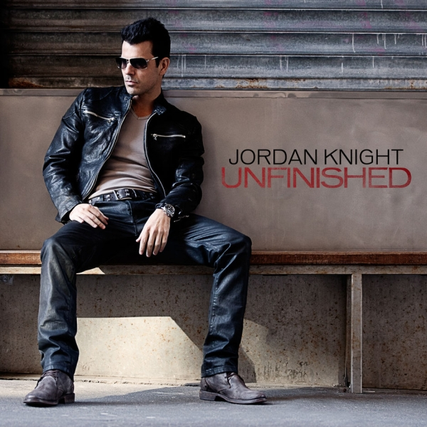 Jordan Knight Unfinished cover art