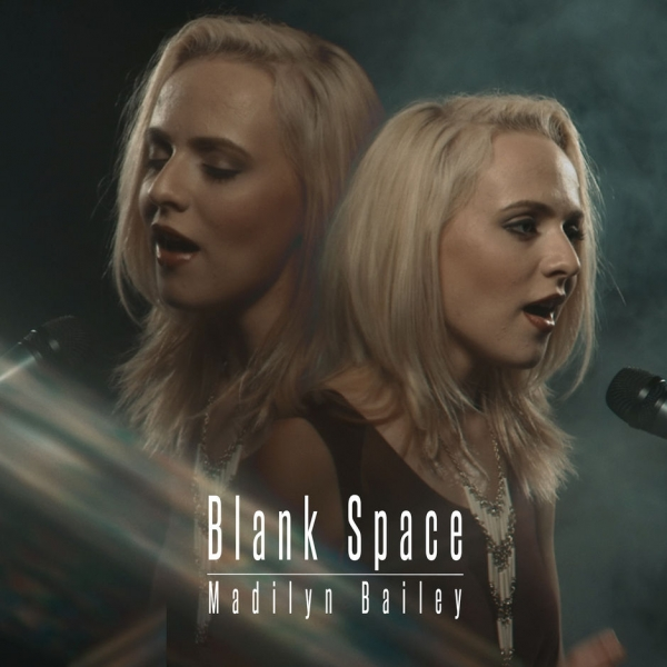 Madilyn Bailey Blank Space (acoustic version) Cover Art