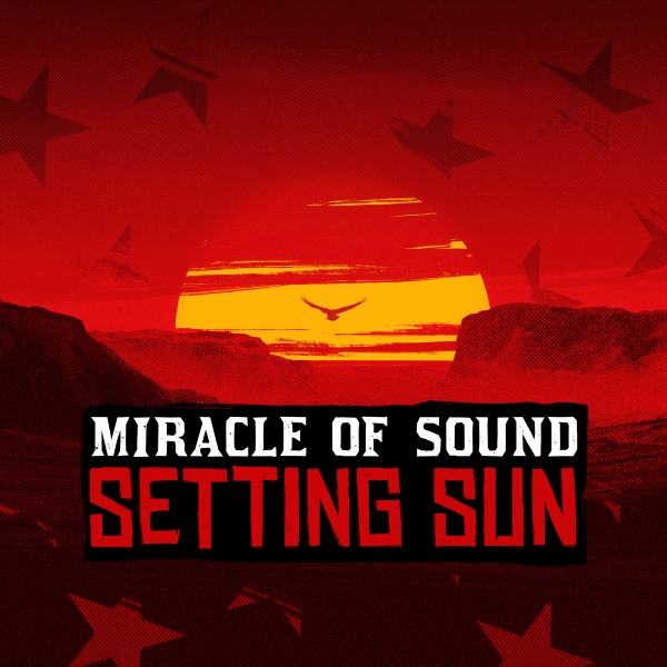 Miracle of Sound Setting Sun Cover Art