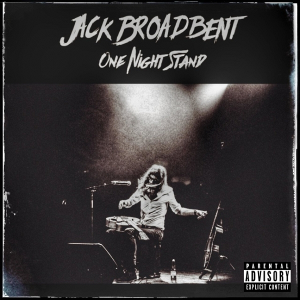 Jack Broadbent One Night Stand Cover Art