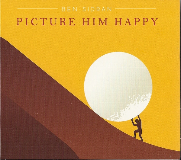 Ben Sidran Picture Him Happy Cover Art