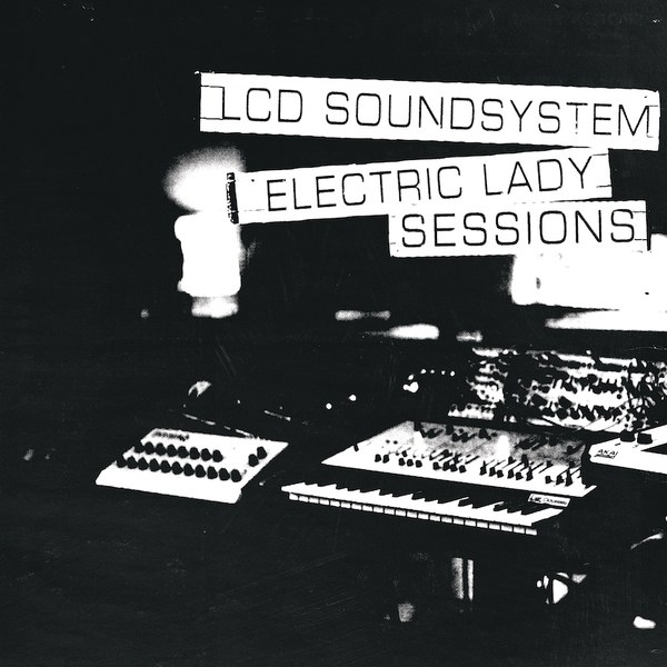 LCD Soundsystem Electric Lady Sessions Cover Art
