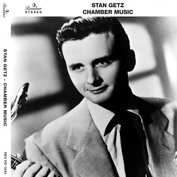 Stan Getz Chamber Music cover art