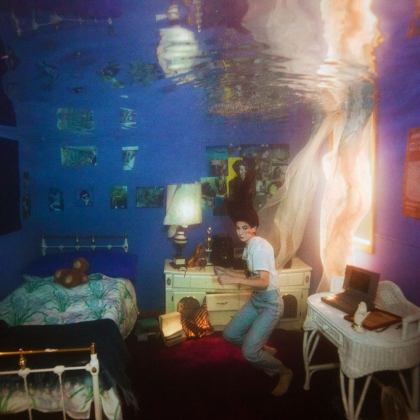 Weyes Blood Titanic Rising Cover Art