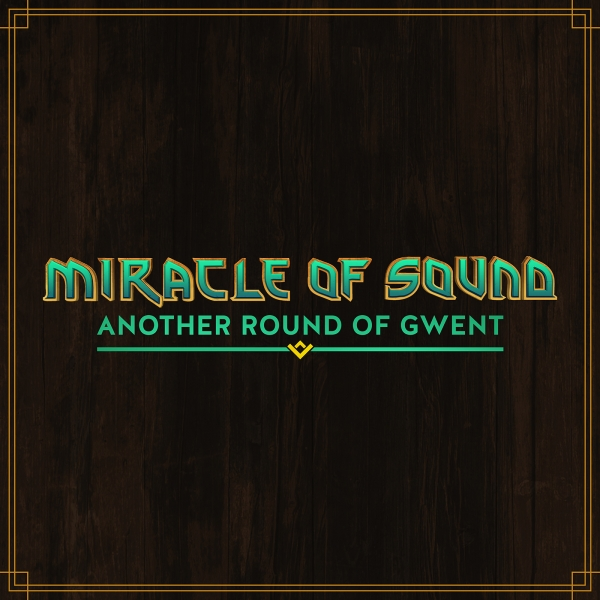 Miracle of Sound Another Round of Gwent Cover Art