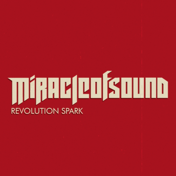 Miracle of Sound Revolution Spark Cover Art