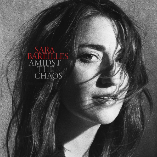 Sara Bareilles Amidst the Chaos cover art