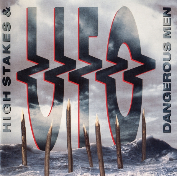 UFO High Stakes & Dangerous Men cover art