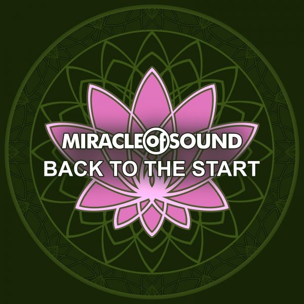 Miracle of Sound Back to the Start Cover Art