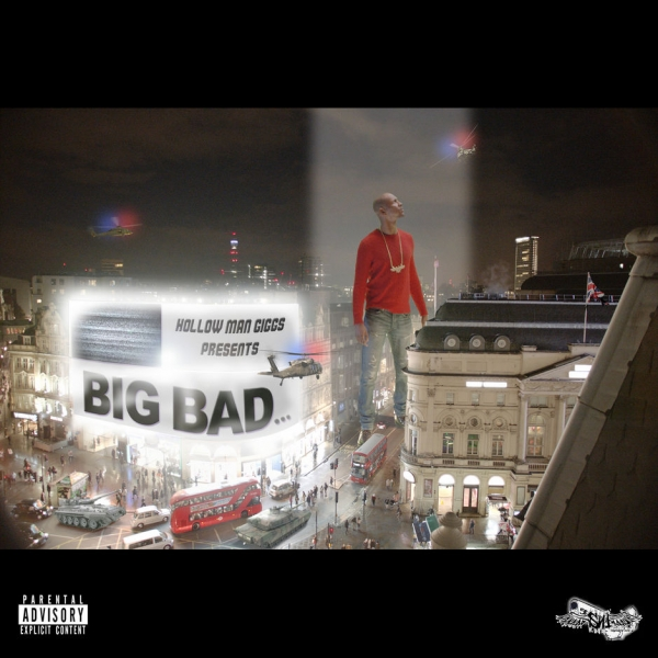Giggs Big Bad... cover art