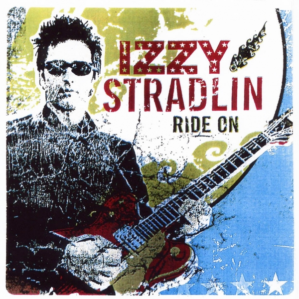 Izzy Stradlin Ride On cover art