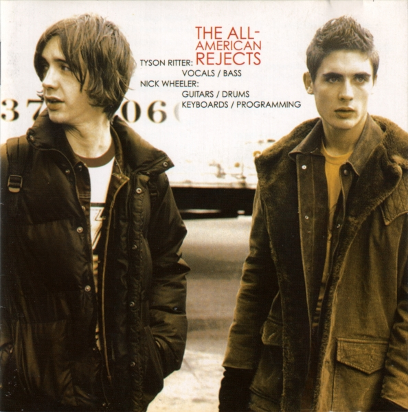 The All‐American Rejects  cover art