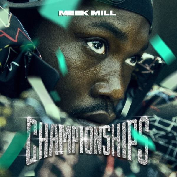 Meek Mill Championships cover art