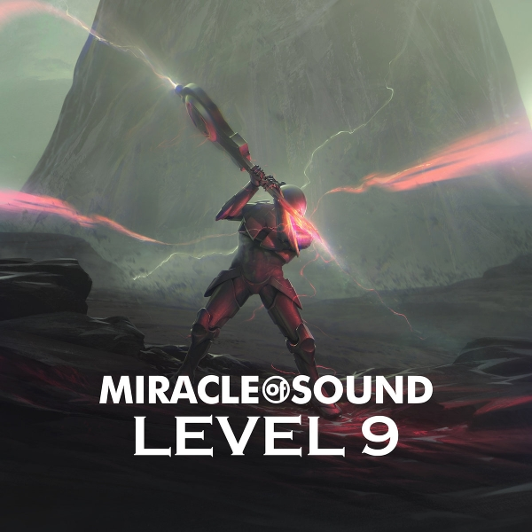 Miracle of Sound Level 9 Cover Art