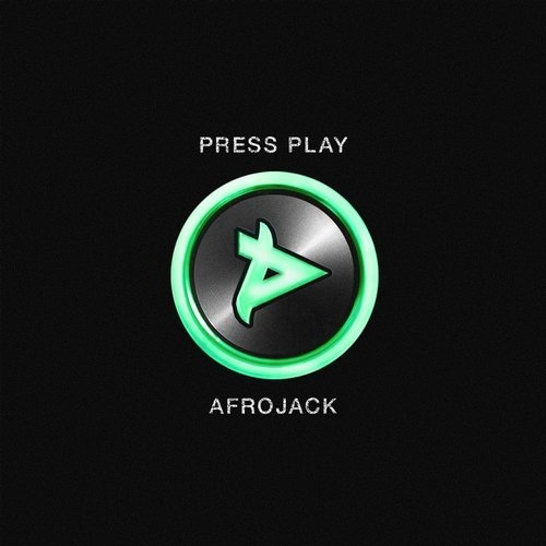 Afrojack Press Play EP cover art
