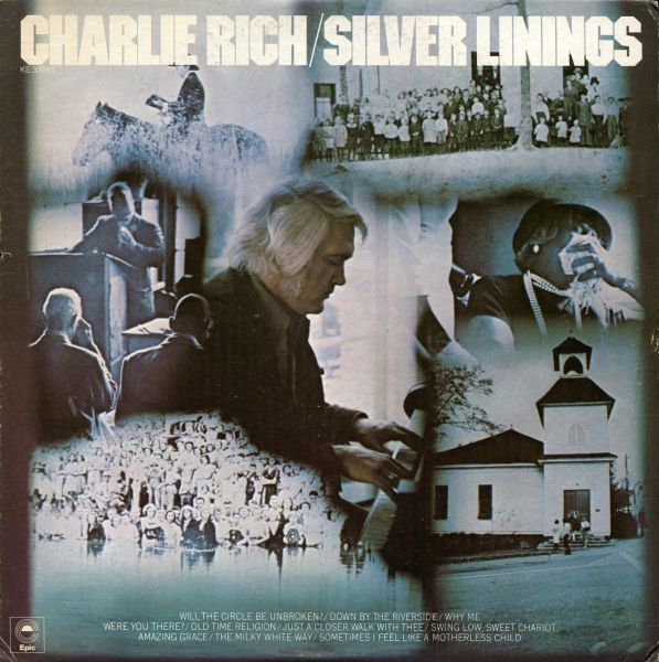 Charlie Rich Silver Linings cover art