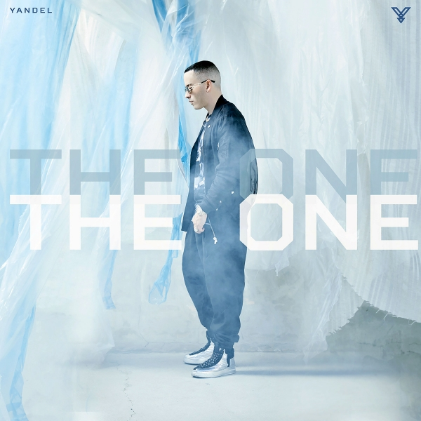 Yandel The One cover art