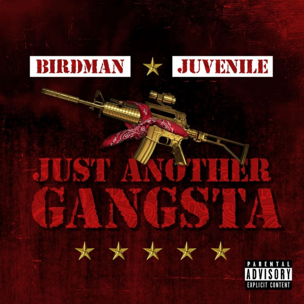 Juvenile Just Another Gangsta cover art