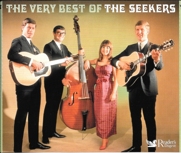 The Seekers The Very Best of The Seekers cover art
