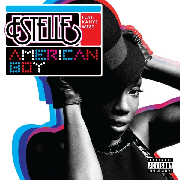 Estelle feat. Kanye West American Boy Cover Art