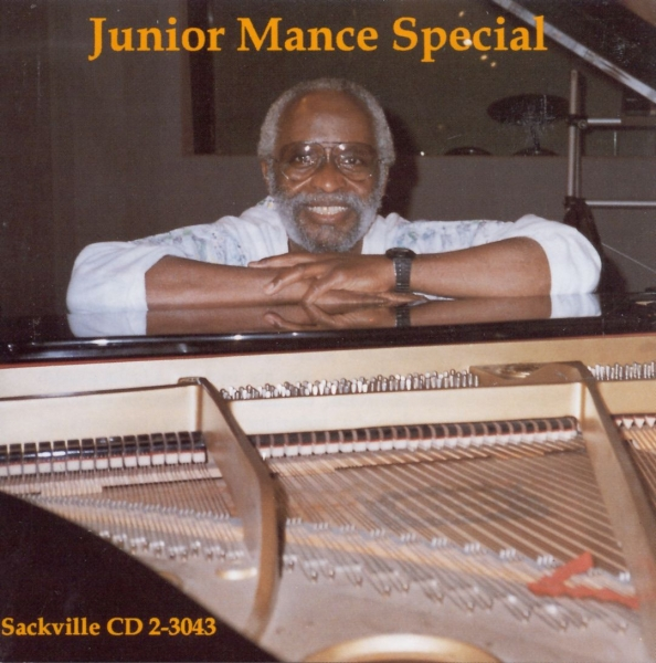 Junior Mance Junior Mance Special cover art