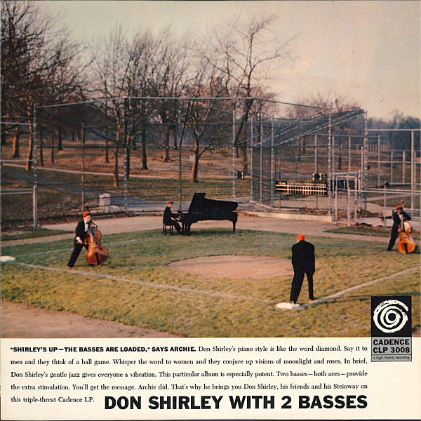 Don Shirley Don Shirley With 2 Basses cover art