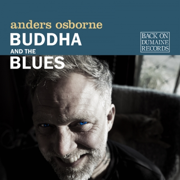Anders Osborne Buddha and the Blues Cover Art