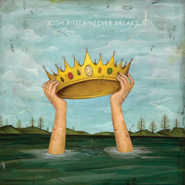 Josh Ritter Fever Breaks cover art