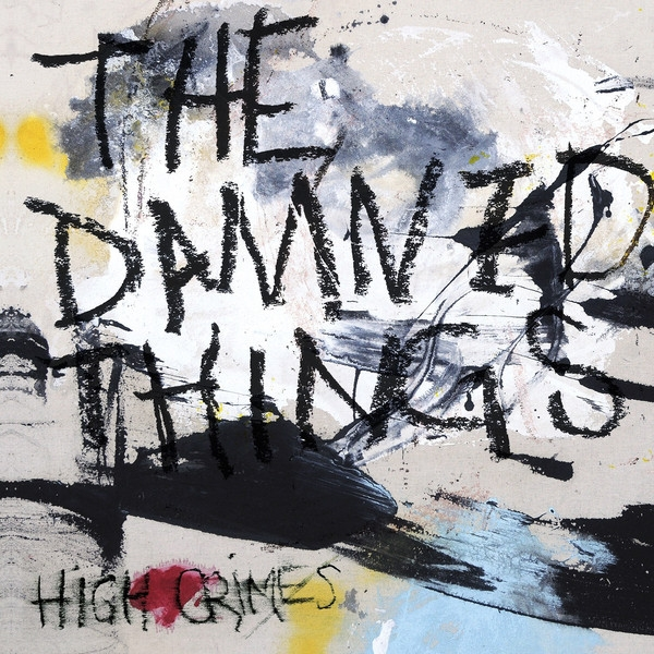 The Damned Things High Crimes cover art