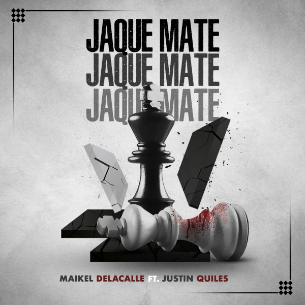 Justin Quiles Jaque mate cover art