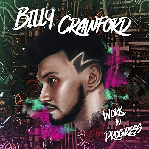 Billy Crawford Work In Progress Cover Art