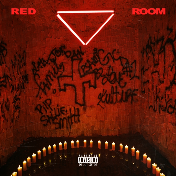 Offset Red Room Cover Art