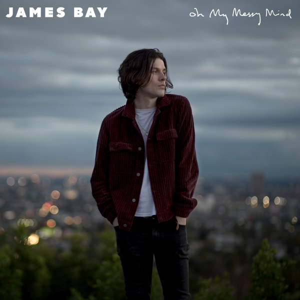 James Bay Oh My Messy Mind cover art