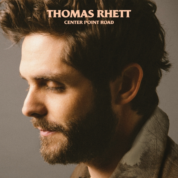 Thomas Rhett Center Point Road Cover Art