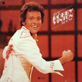 Bobby Vinton The Bobby Vinton Show Cover Art