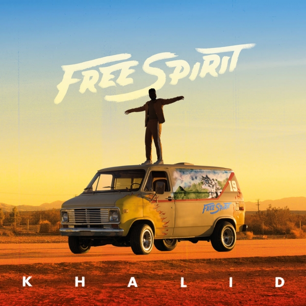Khalid Free Spirit cover art