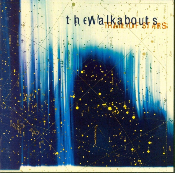 The Walkabouts Trail of Stars Cover Art