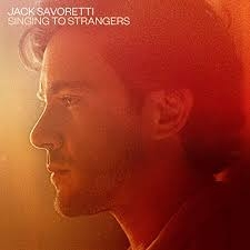 Jack Savoretti Singing to Strangers cover art