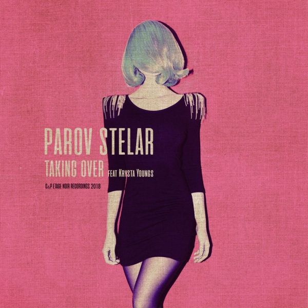 Parov Stelar feat. Krysta Youngs Taking Over Cover Art