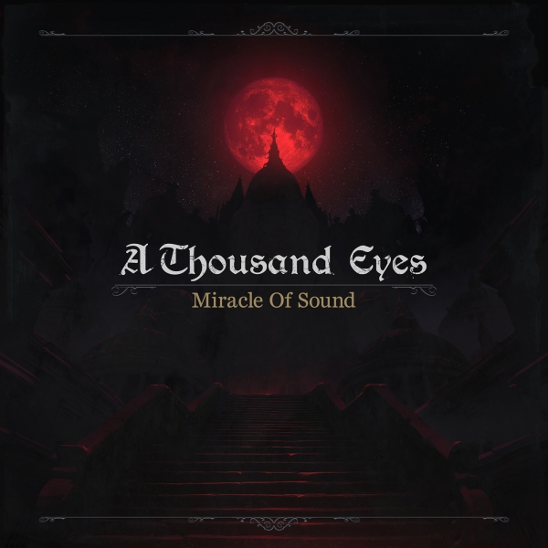 Miracle of Sound A Thousand Eyes Cover Art