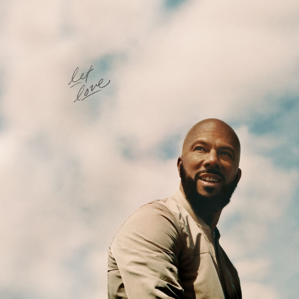 Common Let Love cover art
