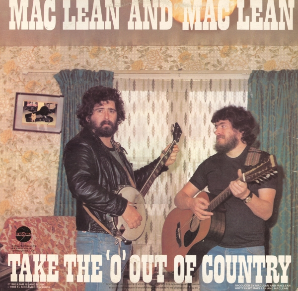 MacLean and MacLean Take the O Out of Country Cover Art