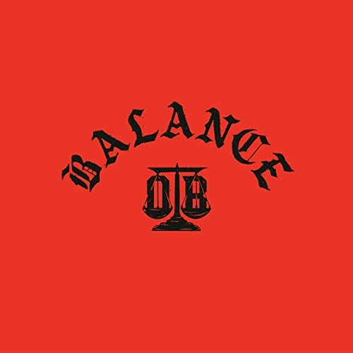 Obey the Brave Balance Cover Art