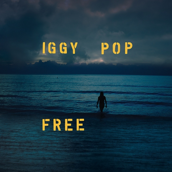 Iggy Pop Free cover art