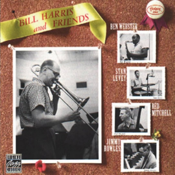 Bill Harris Bill Harris And Friends cover art