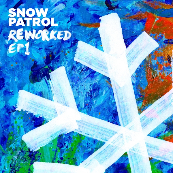 Snow Patrol Reworked (EP1) Cover Art