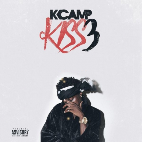 K Camp KISS 3 cover art