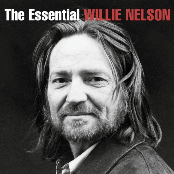 Willie Nelson The Essential Willie Nelson Cover Art